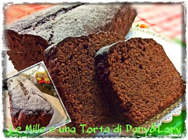 plumcake supersoffice miele e cioccolato