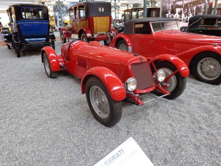 Musée Automobile de Mulhouse  DSC01069