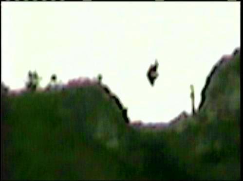 Flying Humanoids