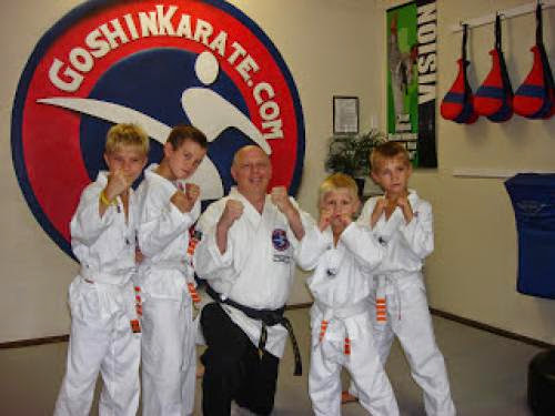 Scottsdale Karate Teacher Share The Formula For Living