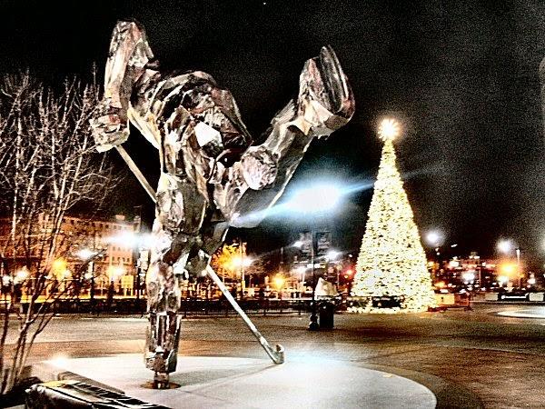 more christmas lites downtown and ironbound - Christmas Lites
