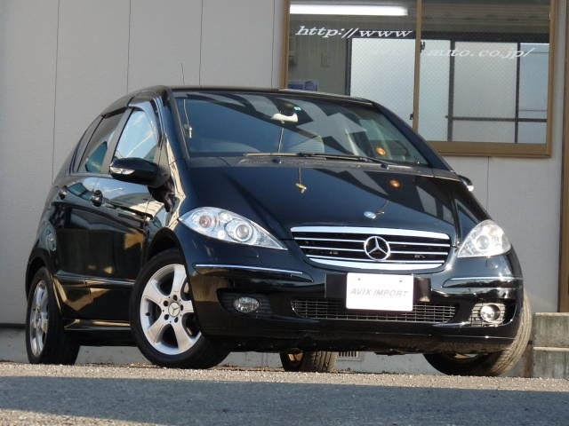 Mercedes Benz A170 W169 Limited Edition Benztuning