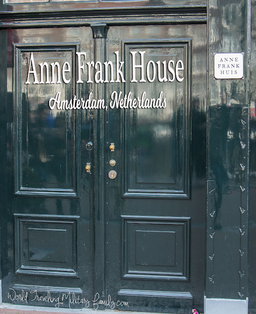 Anne Frank House - Amsterdam, Netherlands