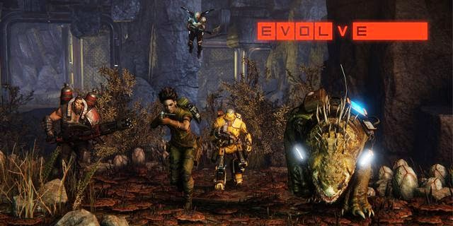 La Alpha de EVOLVE con problemas en PlayStation 4