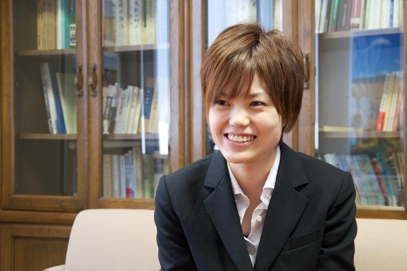 岡田祐美さん(25歳)