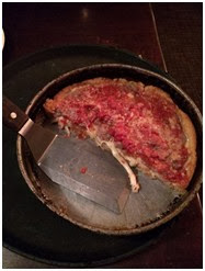travel chicago pizza Lou Malnati