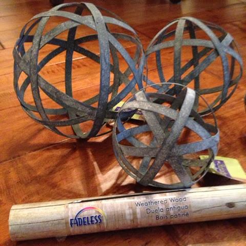 hobby lobby metal spheres