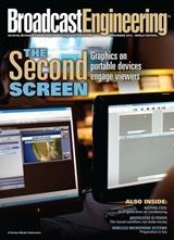 Broadcast Engineering magazine nov 2012