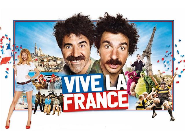 Είναι Τρελοί Αυτοί οι Γάλλοι Vive La France Movie Wallpaper