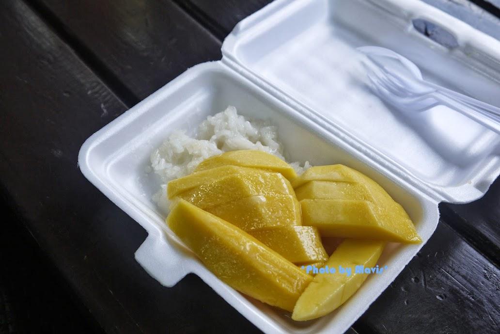 消暑芒果糯米飯