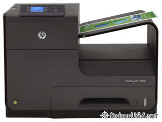 download driver HP Officejet Pro X451dn Printer
