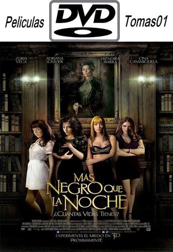 Más Negro que la Noche (2014) DVDRip