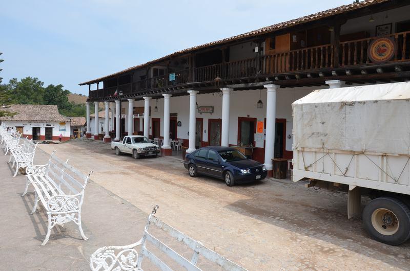 Antiguos Mercados San Sebastián del Oeste