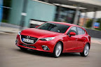 Mazda 3 steps up a gear