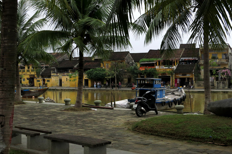 Hoi An waterfront 2
