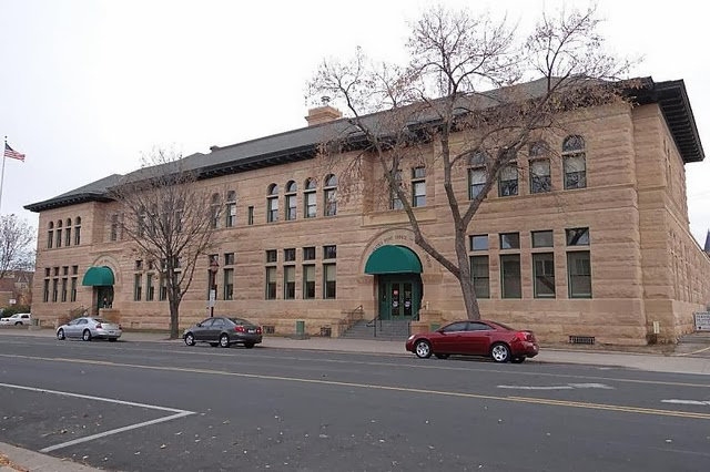 Mankato, MN post office in 2012