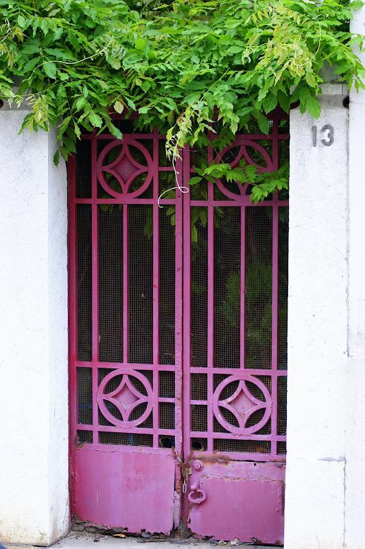 Porta, Bairro Salgado, Setúbal