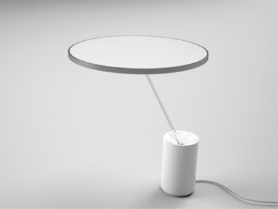 sisifo lamp scott wilson thumb 525xauto 40432 Lampu Meja Modernis Dan Minimalis Yang Memantulkan Dan Menyebarkan Cahaya