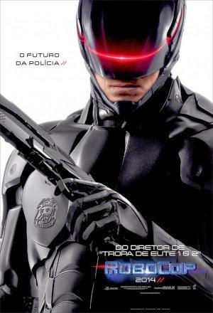 Filme Poster RoboCop TS XviD & RMVB Dublado