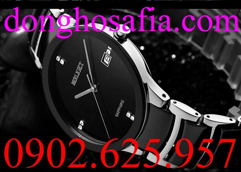 Đồng hồ đôi Berliget T98 28 BL201