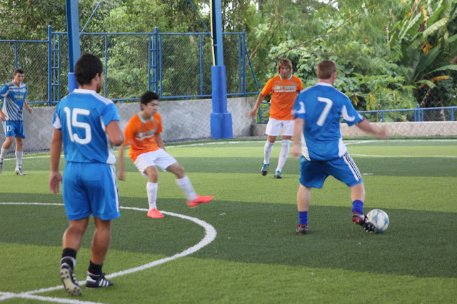 Football in Phuket