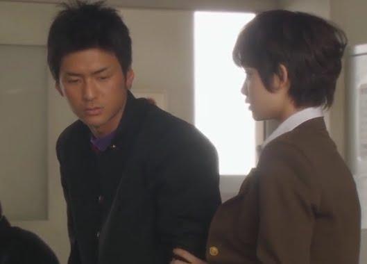 Ishida Takuya, Gouriki Ayame