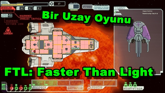 FTL: Faster Than Light