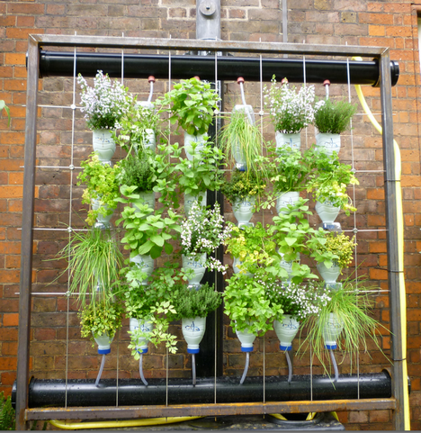 Keeping Up With The Joneses Vertical Gardens