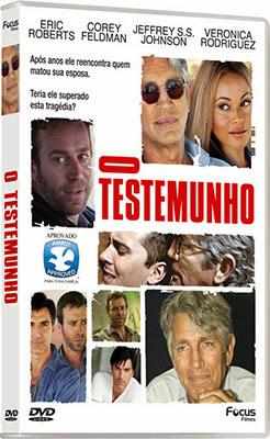 Filme Poster O Testemunho DVDRip XviD Dual Audio & RMVB Dublado