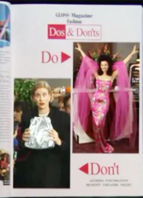 """Screenshot aus der Serie """"Die Nanny"""": Dos & Dont's"""