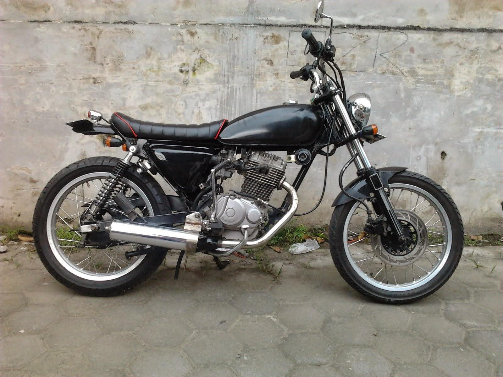 Download Koleksi 67 Modifikasi Motor Honda Grand Jap Style Terbaru