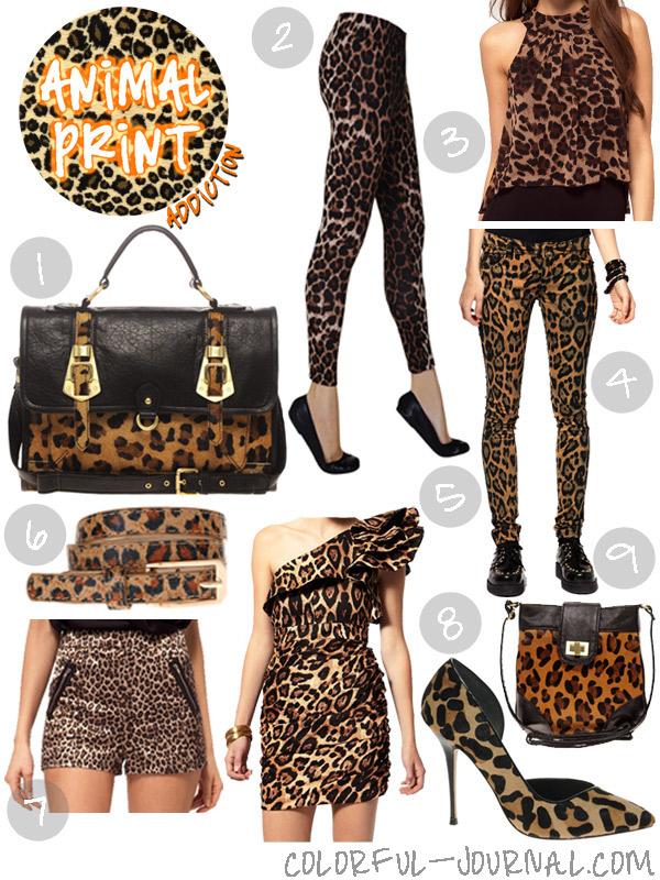 Leopard Print Court Shoes Size