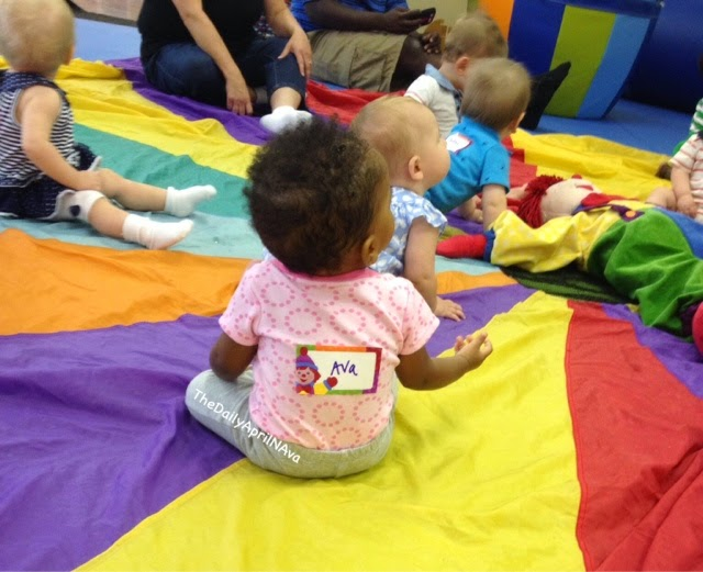 gymboree newborn baby toddler exercise play class