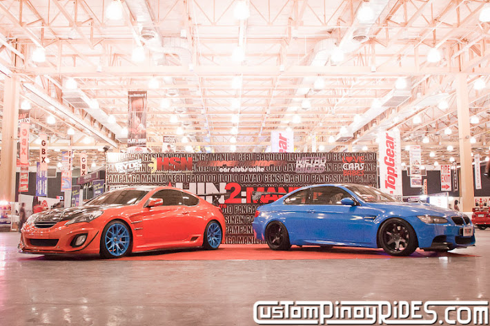 Hot Import Nights 2: Two-Door Sports and Muscle Car Madness Custom Pinoy Rides Philippines Car Photography pic1