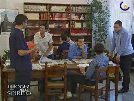 Seminaristi a Treviso - servizio di Telechiara