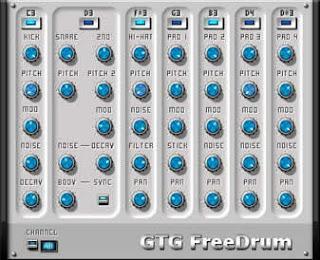 best free vst plugins free vst drumkits 46. Black Bedroom Furniture Sets. Home Design Ideas