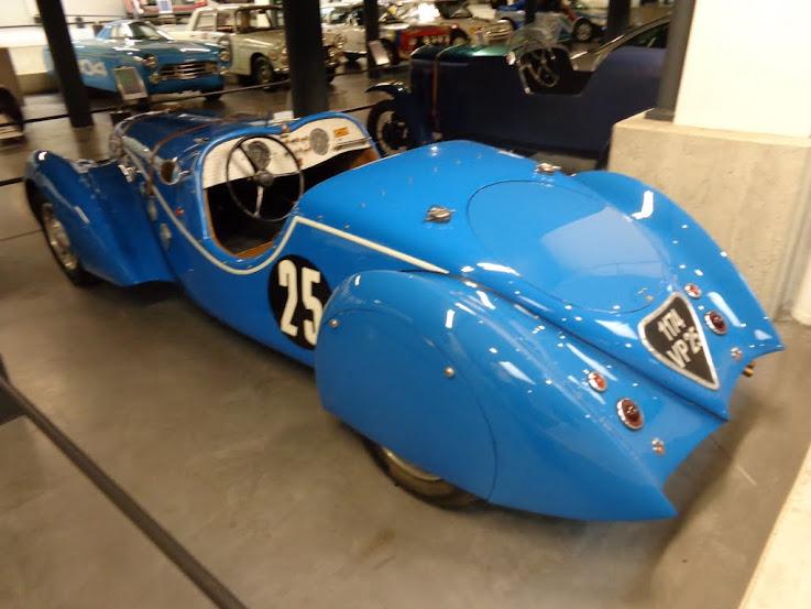 Musée de l'aventure Peugeot à Sochaux DSC01295