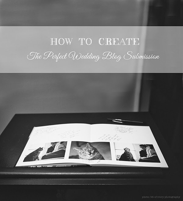 how to create a wedding blog