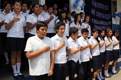 Día del alumno en El Salvador