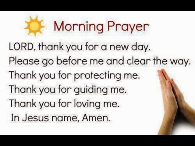 harried harrassed hormonal morning prayer
