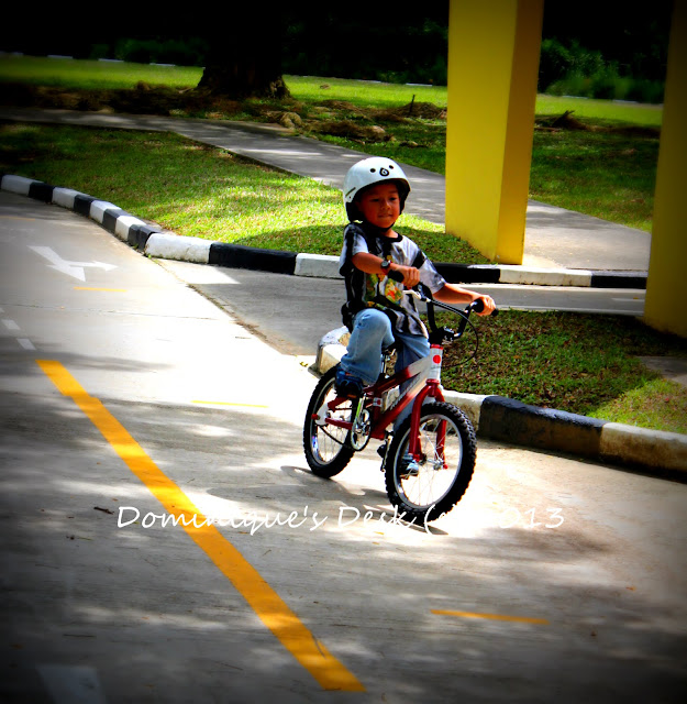Weekend Reflections: Cycling with Bike School Singapore
