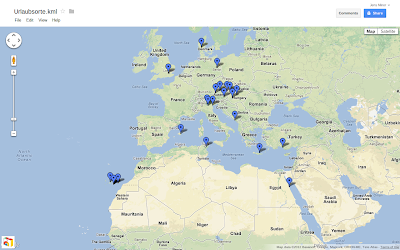 Google Drive Maps