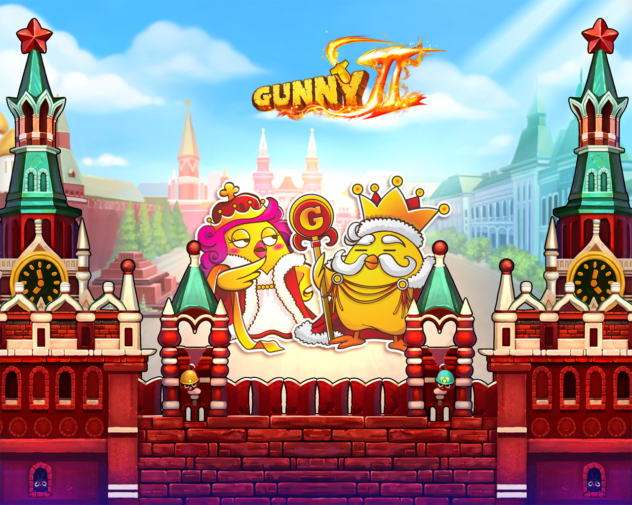 Bộ hình nền đẹp tuyệt của Gunny 2 - Ảnh 2