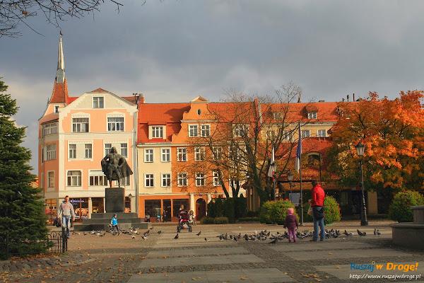 Wejherowo - plac Wejhera