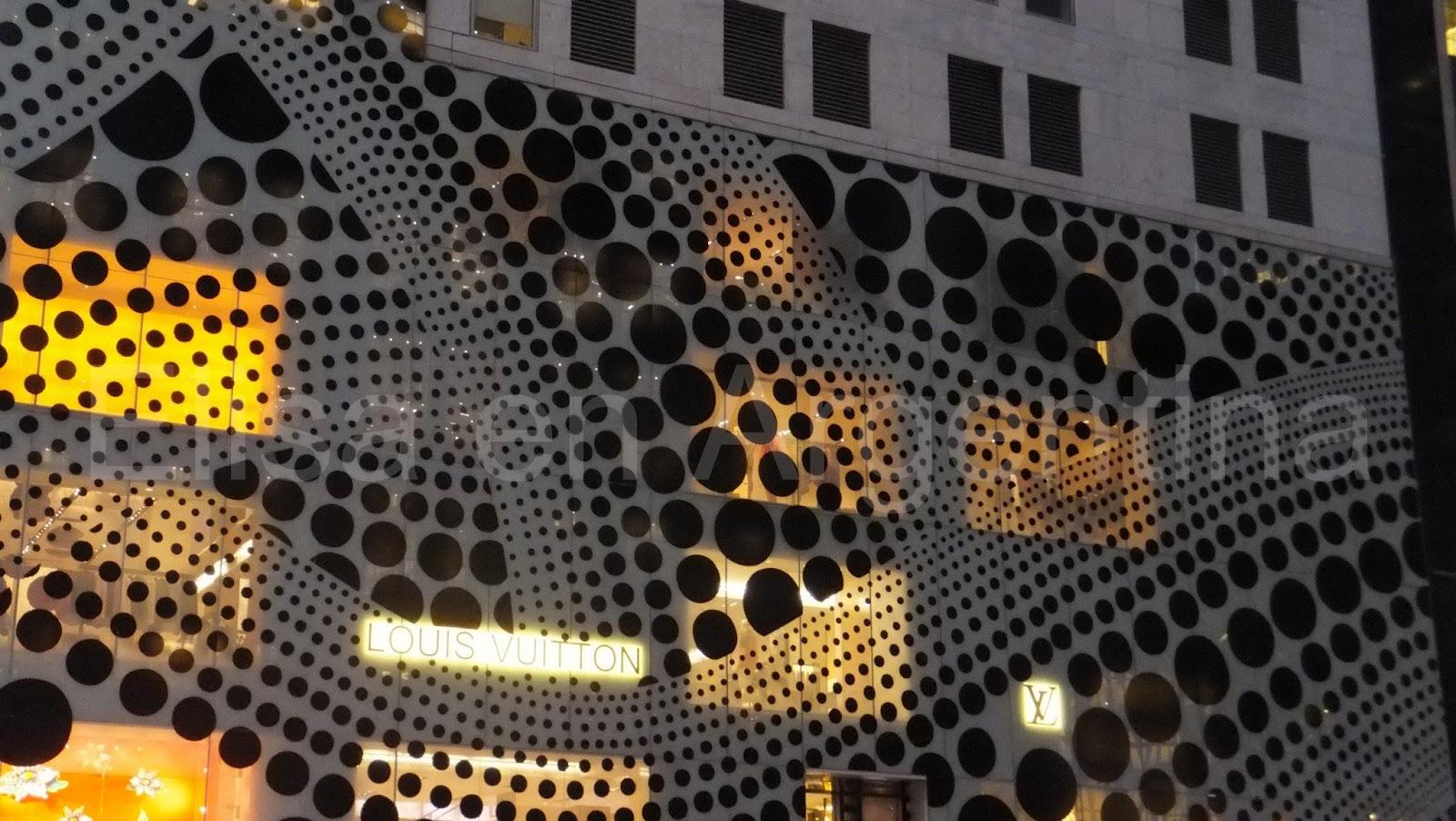 Dots Infinity de Yayoi Kusama