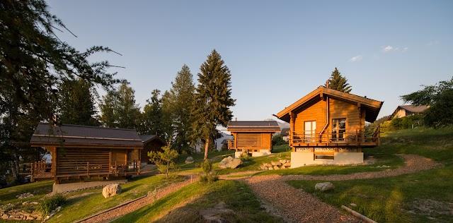 Mazots de la Source Swiss Alpine Lodge