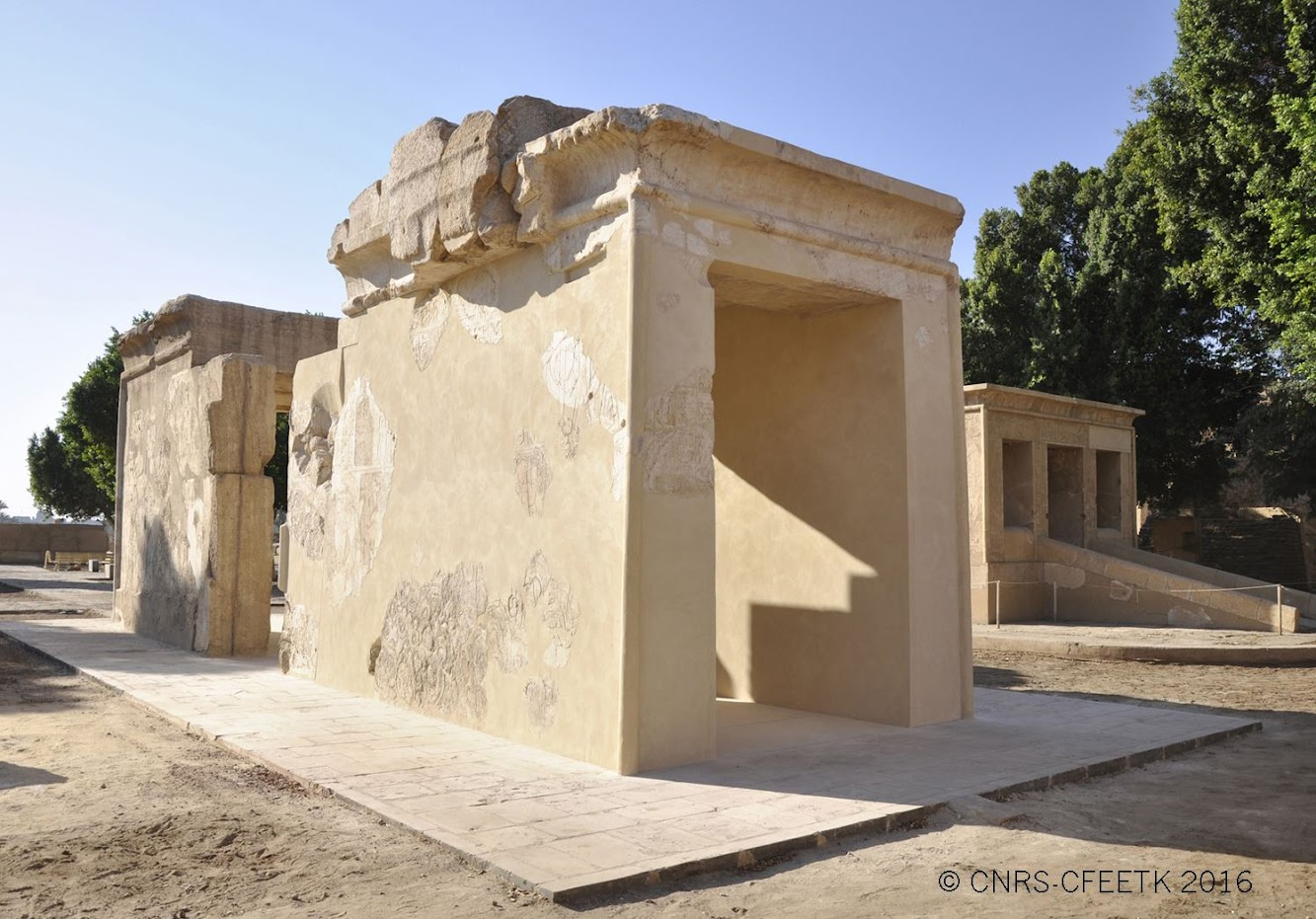 Heritage: Restoration of Tuthmosis III barque shrine at Karnak Temple completed