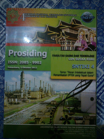 Prosiding SNTIKI 4