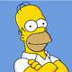 Jogos dos Simpsons História