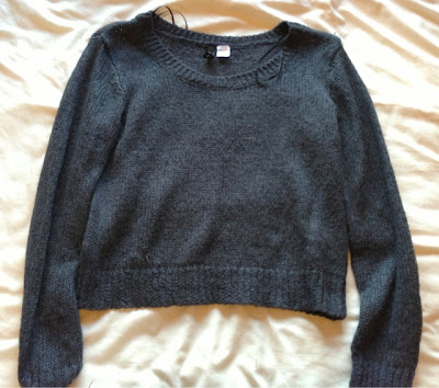 H&M Grey Jumper